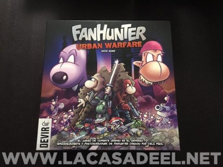 Fanhunter Urban Warfare 1