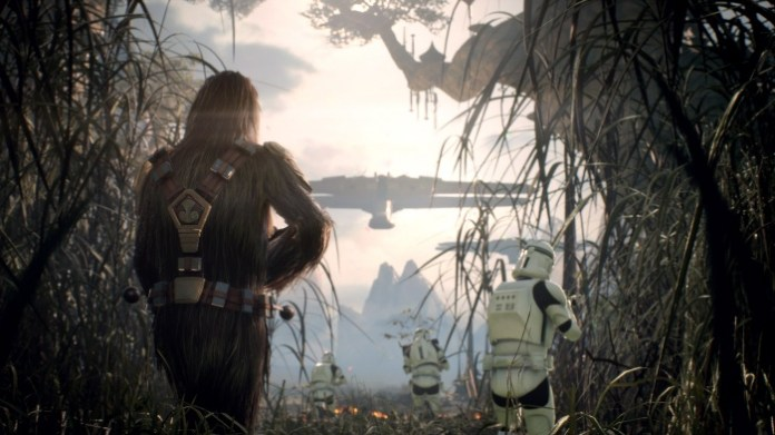 Kashyyyk Star Wars Battlefront II