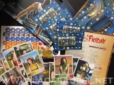 Análisis del juego de mesa 'Last Friday'
