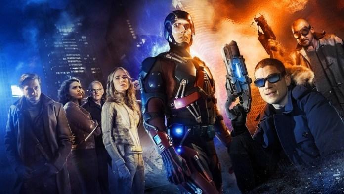 Legends of Tomorrow Promo Image DC CW 2016