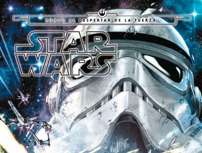 Reseña 'Star Wars Rumbo al Despertar de la Fuerza' de Planeta Cómic