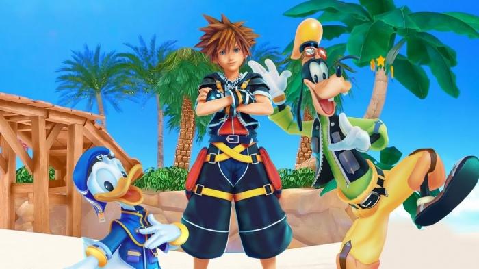 'Kingdom Hearts III' irrumpe con un nuevo tráiler en vísperas del próximo E3