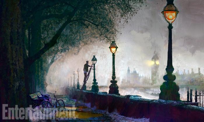 Nueva galería de fotos de 'Mary Poppins Returns' 005