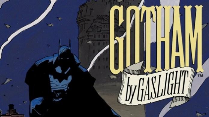 Batman Gotham by Gaslight 1