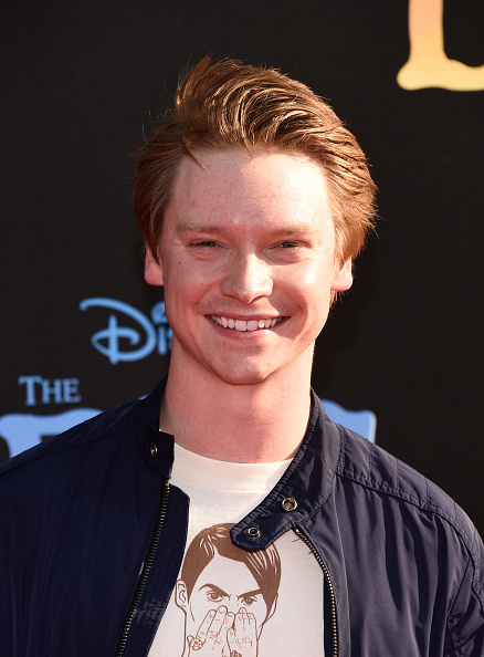 Calum Worthy - New Warriors