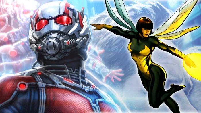 'Ant-Man and The Wasp' podría contar con la participación del personaje de Goliat 002