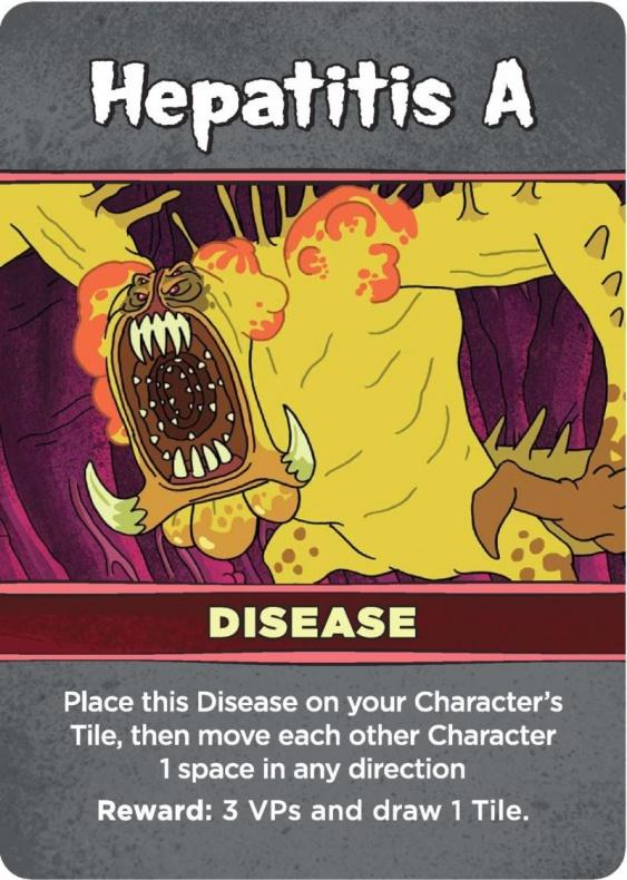 Rick and Morty: Anatomy Park - The Game\' es el nuevo juego de mesa ...