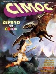 Azpiri - Zephyd Cimoc 01