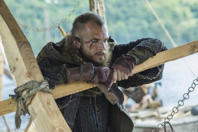 El actor de 'Vikingos', Gustaf Skarsgård, ficha por 'Westworld' (2)