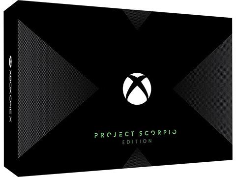 Fecha de lanzamiento y precio de la Xbox One X (2)