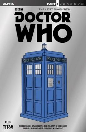 Primer vistazo a 'Doctor Who The Lost Dimension' 6
