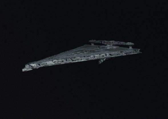 Star Wars Desveladas nuevas unidades de combate de la Primera Orden 1