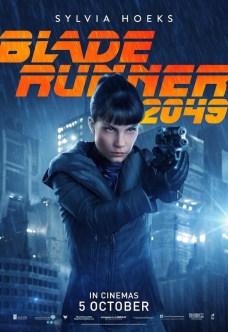 Blade Runner 2049 carteles personajes 1