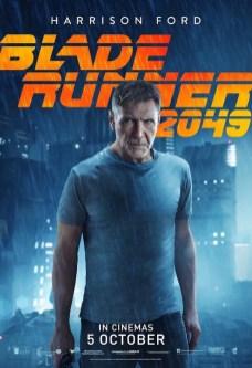 Blade Runner 2049 carteles personajes 3