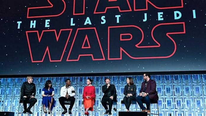 Disney ya le ha puesto fecha a la premiere mundial de Star Wars Los últimos Jedi 2