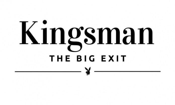 El cómic Kingsman The Big Exit ya ha sido publicado en la revista Playboy 8
