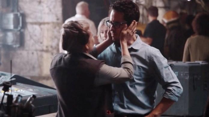 J.J. Abrams firme candidato a dirigir el episodio IX de Star Wars 2