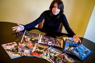 Sandra Molina - VGCómic