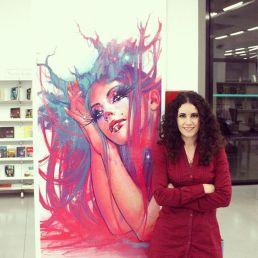 Sonia Mata - VGCómic