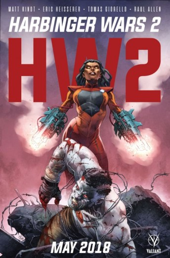 Harbinger Wars 2 1