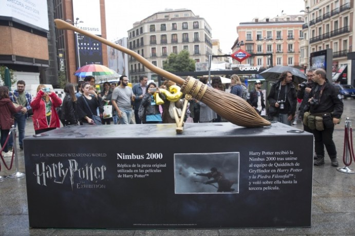Harry Potter-replica-Nimbus