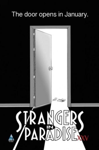 Strangers in Paradise XXV promo