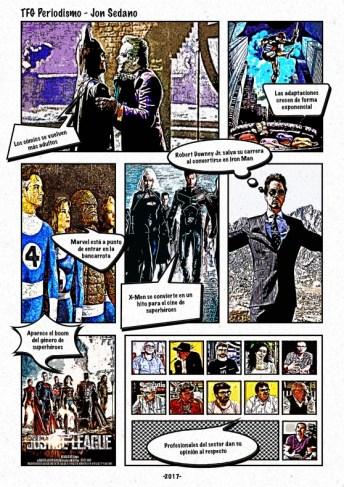 Superhéroes del cómic a la pantalla guía 2