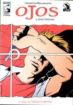 ojos - Sergio Córdoba - VGCómic