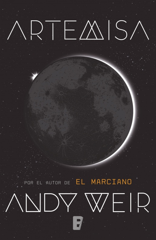 Artemisa-Andy-Weir-Portada