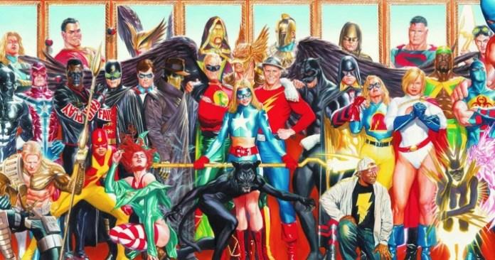 Doomsday Clock Justice Society of America (1)