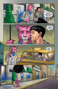 Exit Stage Left The Snagglepuss Chronicles 3