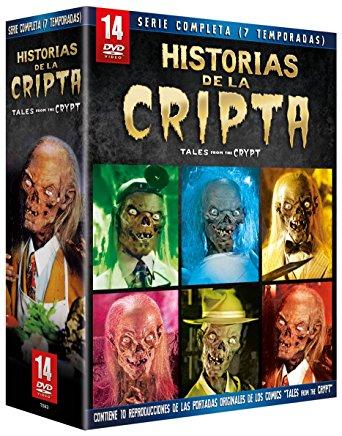 Historias de la cripta - Pack DVD serie completa (Las mejores series para regalar)