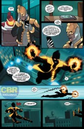 'Justice League of America' #21 3