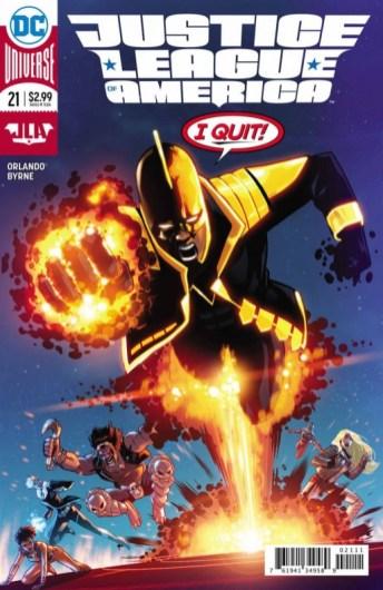 'Justice League of America' #21 5