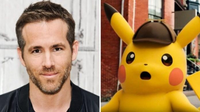 ryan reynolds and detective pikachu   split   getty   h 2017