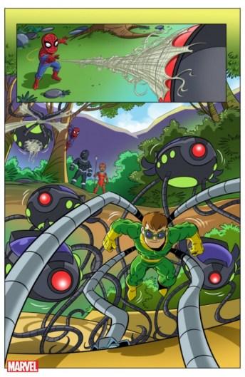 'Marvel Super Hero Adventures' #1 5