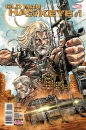 'Old Man Hawkeye' 1