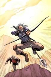 'Old Man Hawkeye' 2