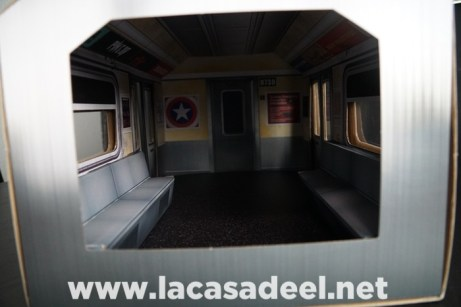 Subway Train Pop-Up Extreme Sets 10