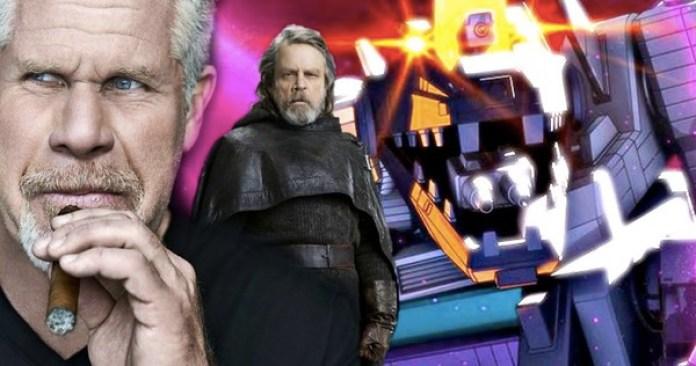Transformers Prime Wars Trilogy Mark Hamill Ron Perlman