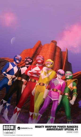 Power Rangers (2)