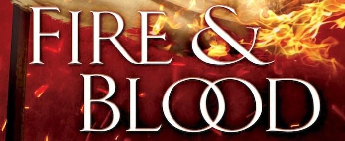 Fire and blood encabezado
