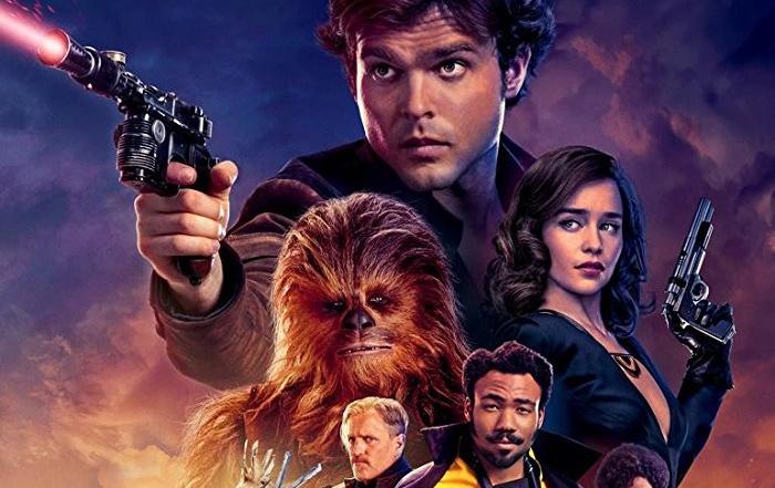 'Han Solo: Una historia de Star Wars' recauda 148 millones de dólares durante su primer fin de semana