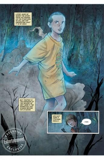 Stranger things pagina 1