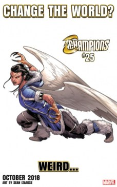 'Campeones' #25