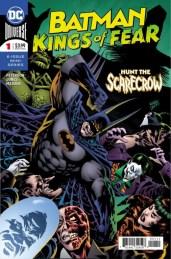 'Batman: Kings of Fear' Cover
