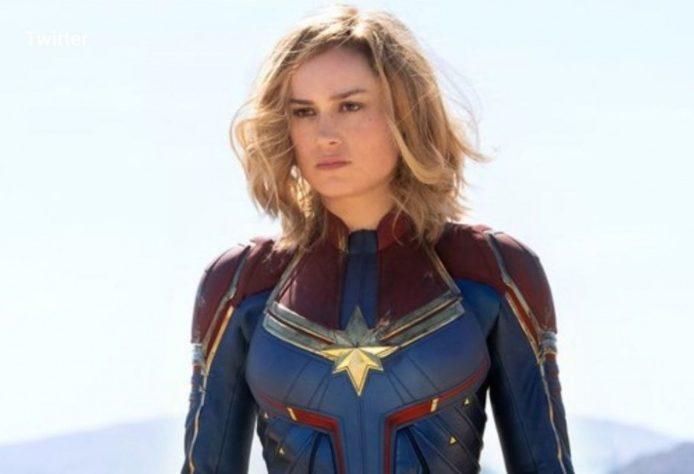 Capitana Marvel - primera imagen oficial - destacada