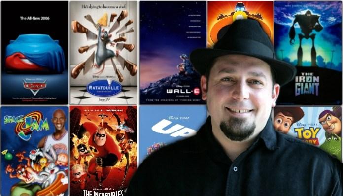 Adam Burke - Animador de Pixar y otros estudios