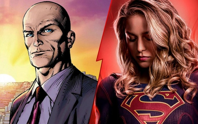 Lex Luthor 'Supergirl'