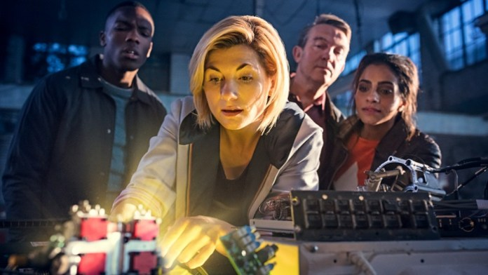 doctor who s11 entertainment weekly 2 new episodic